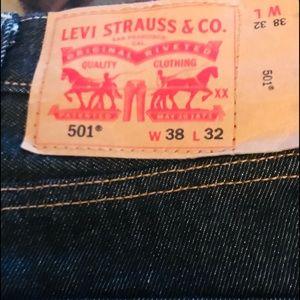 Levi's 501s